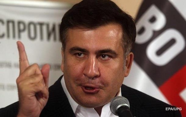 Саакашвили хочет прихода к власти новой политической элиты