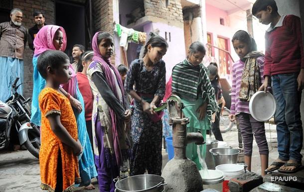 Протесты в Индии: в Дели без воды остались 10 миллионов человек