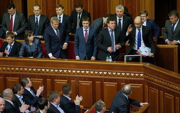 Законопроект про партійні списки суперечить Конституції України