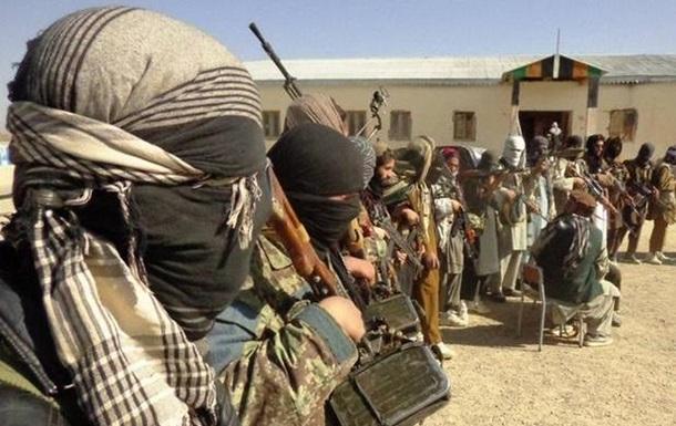 Афганские войска сдали Талибану часть провинции Гильменд