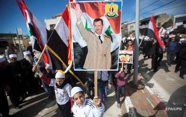 Сирийская оппозиция отвергла назначенные Асадом выборы