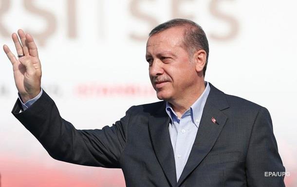 Турок позивається проти дружини через її ображання Ердогана