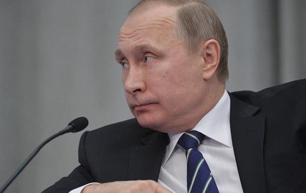 ПУТИН – САМЫЙ ЭФФЕКТИВНЫЙ АГЕНТ ПО РОЗВАЛУ РОССИИ