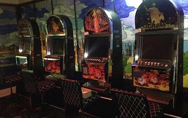 В Днепропетровске за сутки накрыли 25 казино