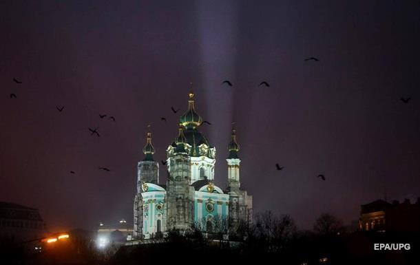В феврале в Киеве побито девять температурних рекордов