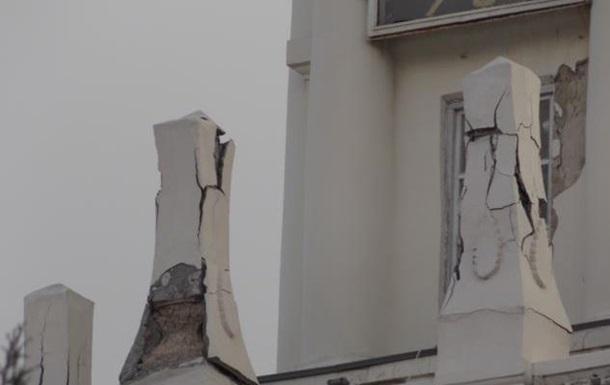У Севастополі руйнується місцева визначна пам ятка