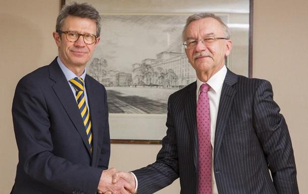 Минобороны Украины и Великобритании договорились о сотрудничестве