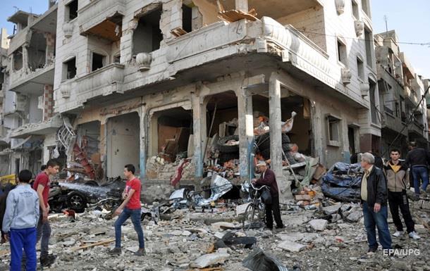 Сирийская оппозиция одобрила перемирие на две недели
