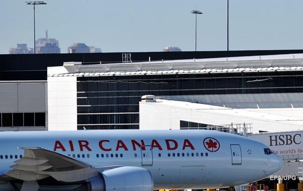 В Канаде отменили сотни авиарейсов из-за ледяных дождей