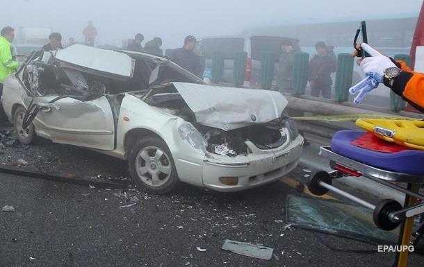 Ученые назвали главные причины автомобильных аварий