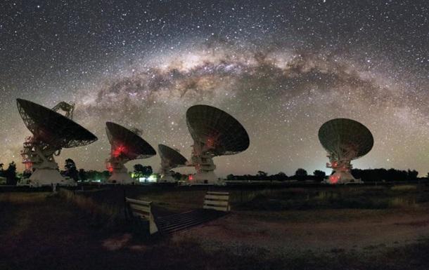 Впервые нашли источник  сигналов инопланетян