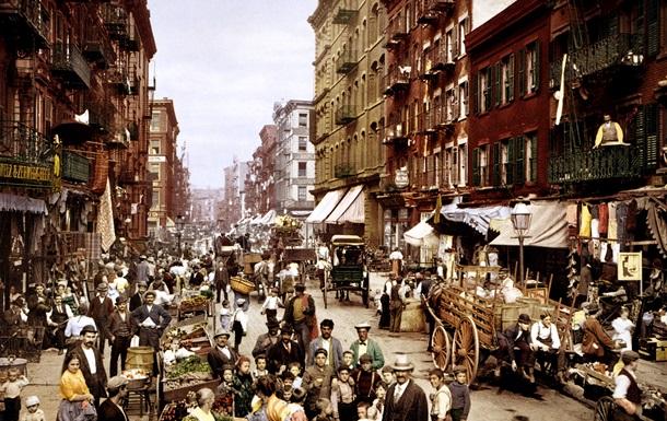 Порядок вне закона. В XIX веке власть в Нью-Йорке захватили банды