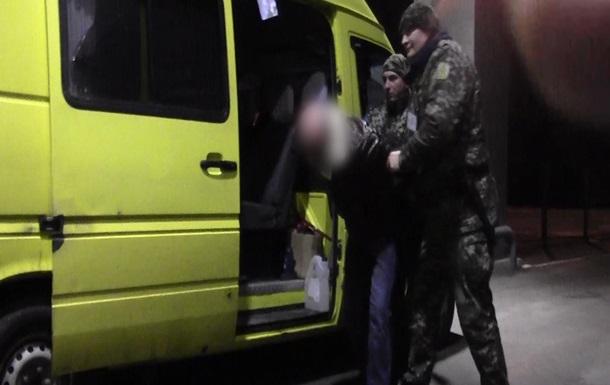 На границе задержали убийцу из Молдовы