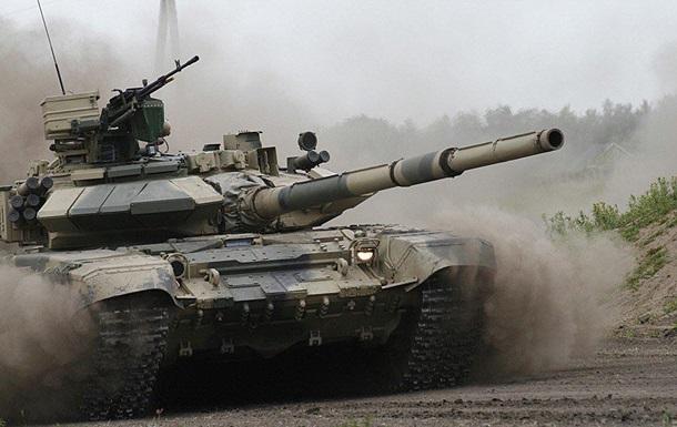 В Сирии повстанцы подбили танк Т-90