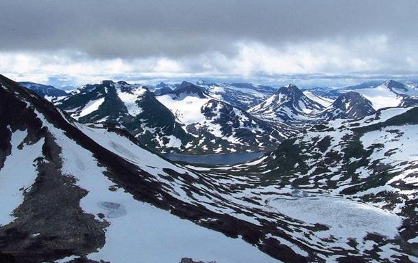 В горах Норвегии пропала группа туристов