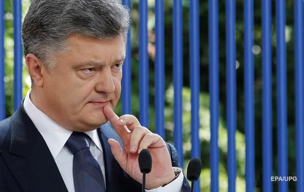 Порошенко требует для Крыма таможенный спецрежим