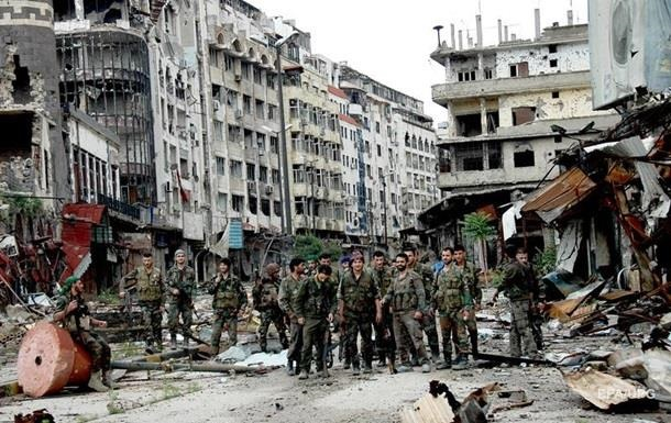 Совбез ООН принял резолюцию по перемирию в Сирии