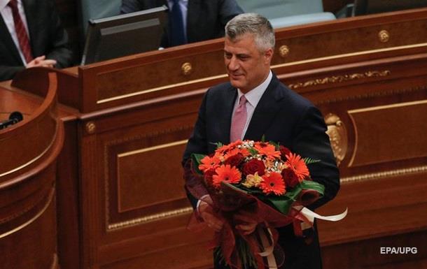 В Косово парламент избрал президента