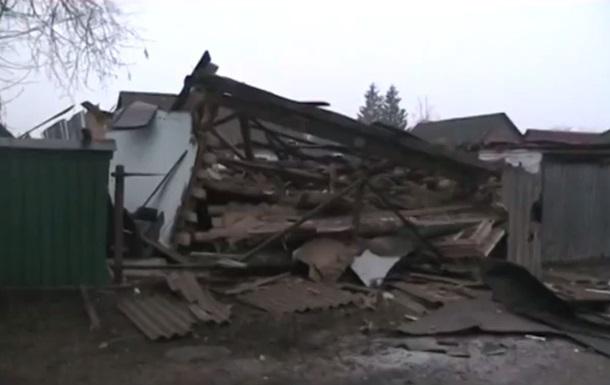 Взрыв в доме на Сумщине: трое пострадавших