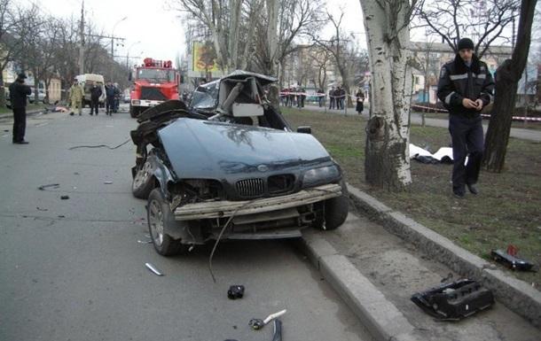 Жуткое ДТП в Николаеве: четверо погибших