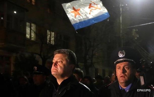 Порошенко згадав поїздку до Криму 28 лютого 2014-го