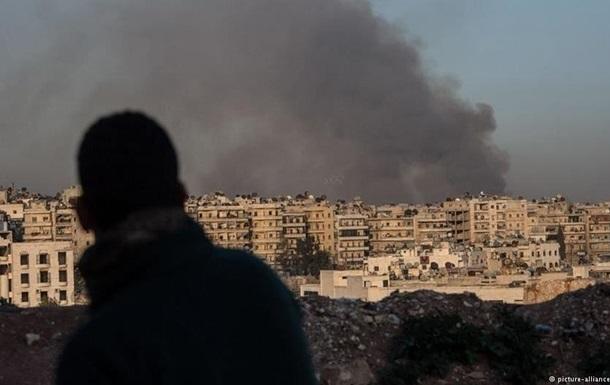 РФ и оппозиция Сирии обвинили друг друга в ударах
