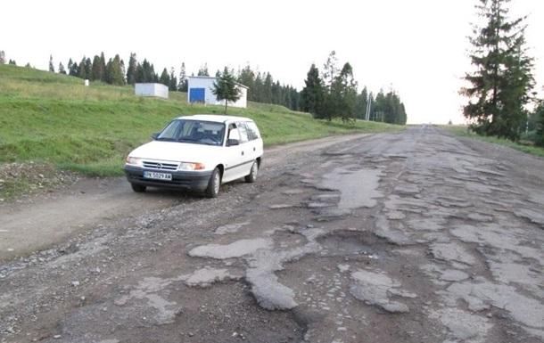 Саакашвили назвал Украину «сплошной руиной»