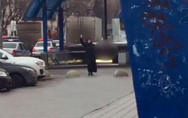 В Москве женщина с головой ребенка грозила взрывом