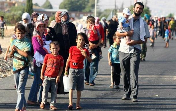 Сирийцев не ждут на Украине, Порошенко думает иначе