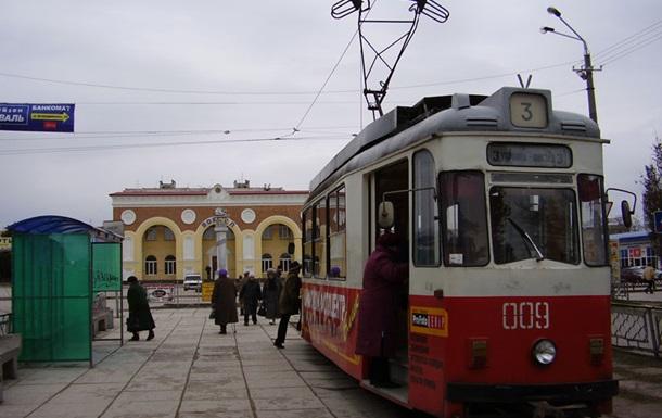 Евпаторию оставили без лифтов и трамваев