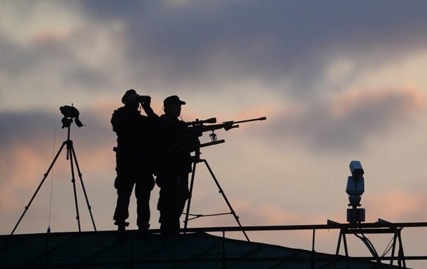 РФ строит военные комплексы у границ Украины