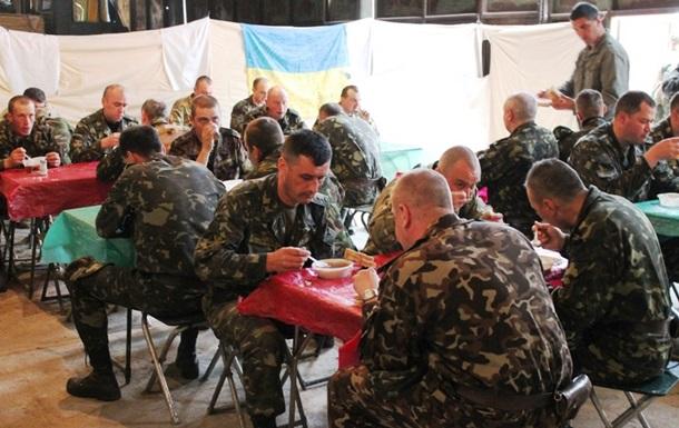 Міноборони: ЗСУ завищують суми на харчування військових