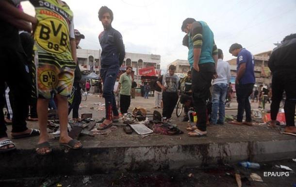 Теракт на похоронах в Ираке: 40 погибших
