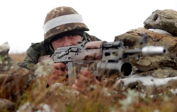 Сутки АТО: обстрелы на донецком направлении