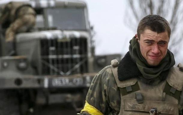 На Луганщине подорвалась машина с военными