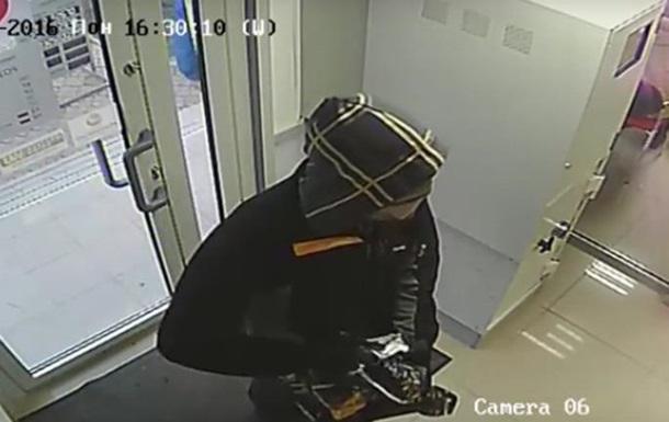 Неизвестные в масках ограбили банк в Запорожье