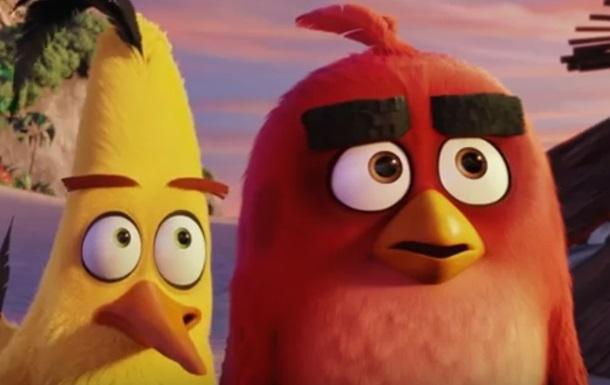 Angry Birds: видео