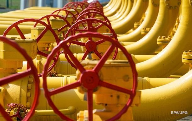 Украина снизила импорт газа из Словакии в четыре раза