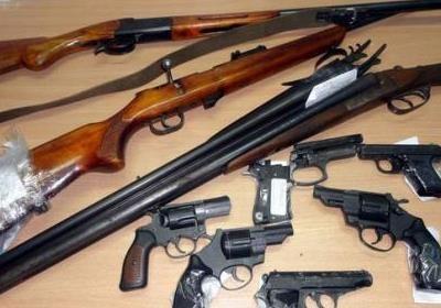 На Полтавщині почався місячник добровільної здачі зброї