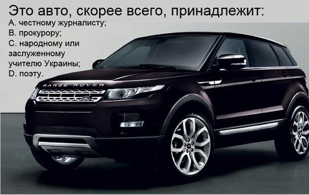 Автосалон для Прокуратуры