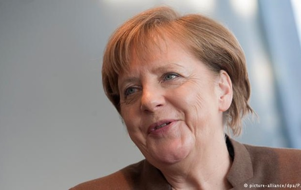 Меркель: Германия готова к большей ответственности на мировой арене