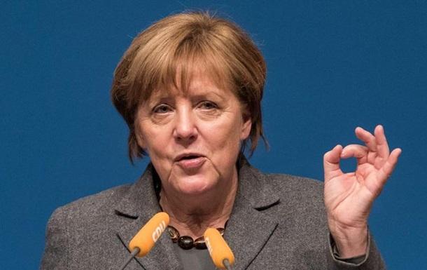 Меркель: Німеччина має посилити свою роль на світовій арені