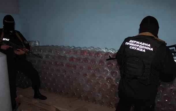 В Одесской области задержали контрабандиста спирта и сигарет