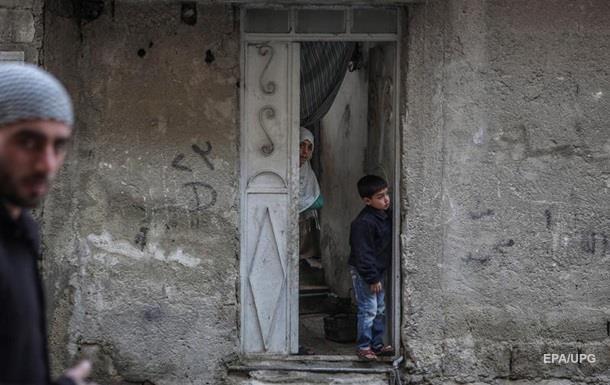 Сирия полностью осталась без электричества