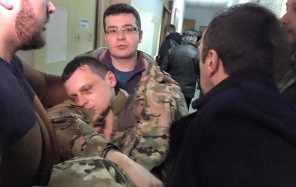 Краснов потерял сознание во время суда