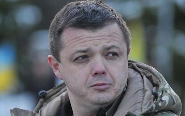 Семенченко допросят по делу о создании ДНР