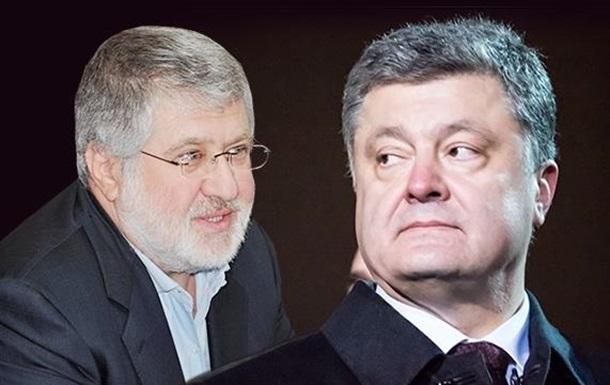 Журналисты зафиксировали, как Коломойский тайком ездит в гости к Порошенко