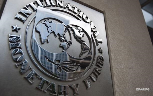 МВФ ждет от Киева разьяснений по политкризису