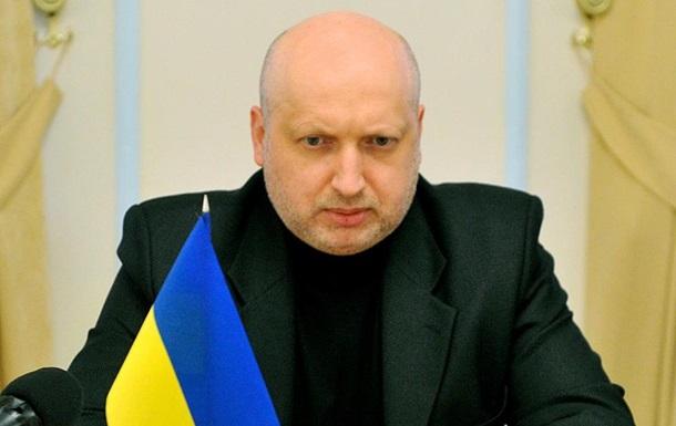 Украина запустит отечественные ракеты – Турчинов