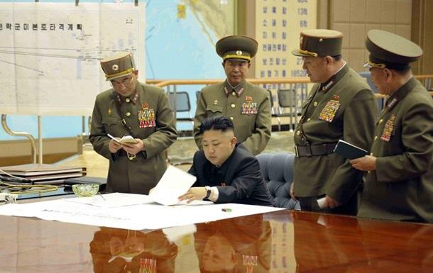 КНДР заявила о готовности использовать ядерное оружие в любой момент